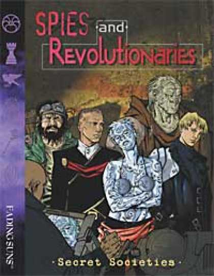 Role Playing Games - Spies & Revolutionaries