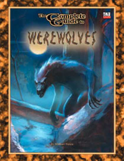 Role Playing Games - Complete Guide to Werewolves