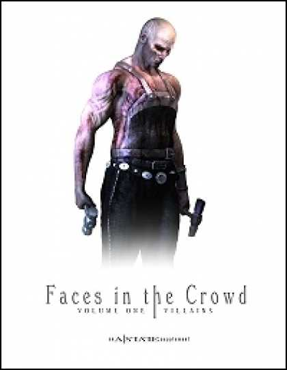 Role Playing Games - Faces In The Crowd, Volume 1 : Villains