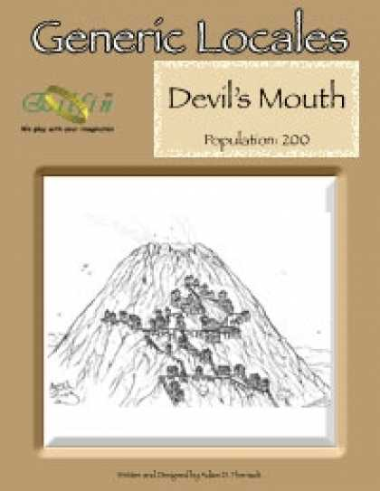 Role Playing Games - Generic Locales - Devil's Mouth