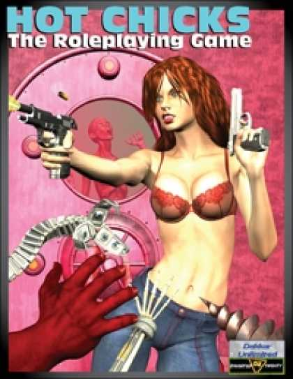 Role Playing Games - HOT CHICKS: The Roleplaying Game