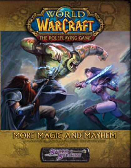 Role Playing Games - World of Warcraft: More Magic and Mayhem