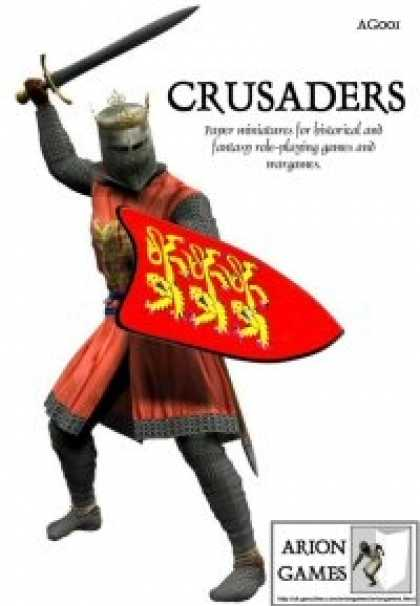 Role Playing Games - Crusaders Set