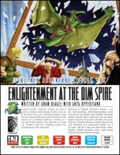 Role Playing Games - Sidetrek Adventure Weekly #04: Enlightenment at the Dim Spire