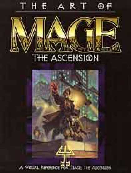 Role Playing Games - The Art of Mage the Ascension