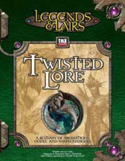 Role Playing Games - Twisted Lore