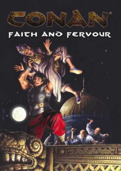 Role Playing Games - Faith and Fervour