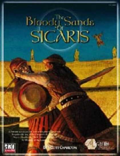 Role Playing Games - The Bloody Sands of Sicaris