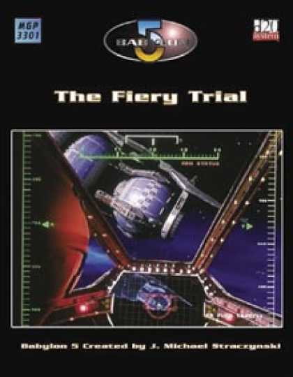 Role Playing Games - The Fiery Trial
