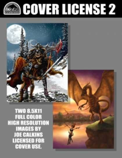 Role Playing Games - Cerberus Cover License 2