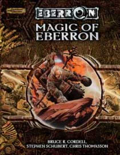 Role Playing Games - Eberron - Magic of Eberron