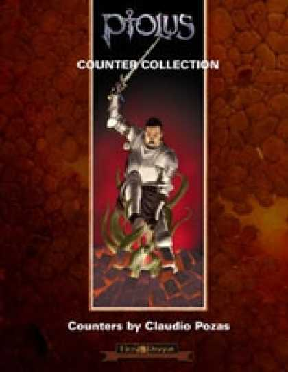 Role Playing Games - Counter Collection: Monte Cook's PTOLUS