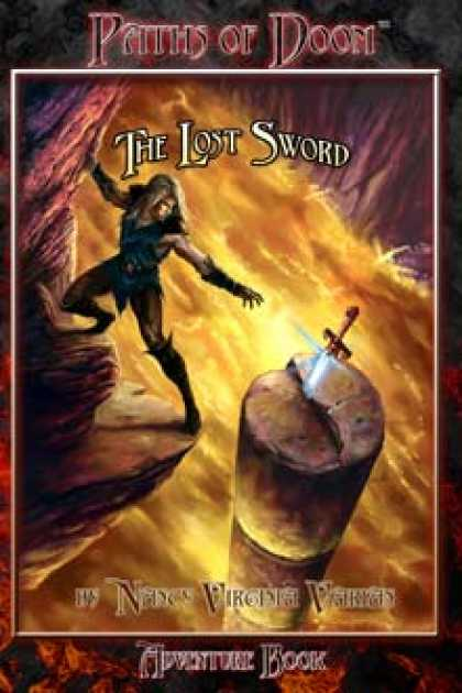 Role Playing Games - The Lost Sword