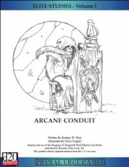 Role Playing Games - Elite Studies - Arcane Conduit