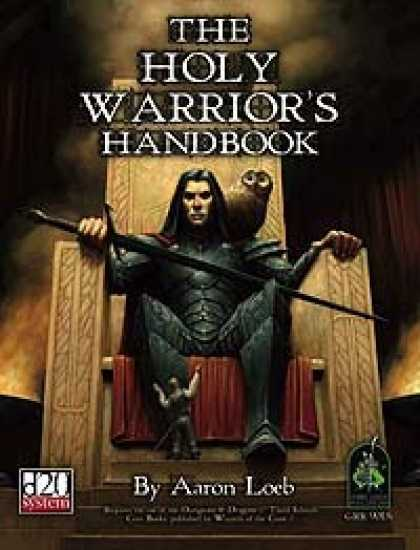Role Playing Games - Holy Warrior's Handbook
