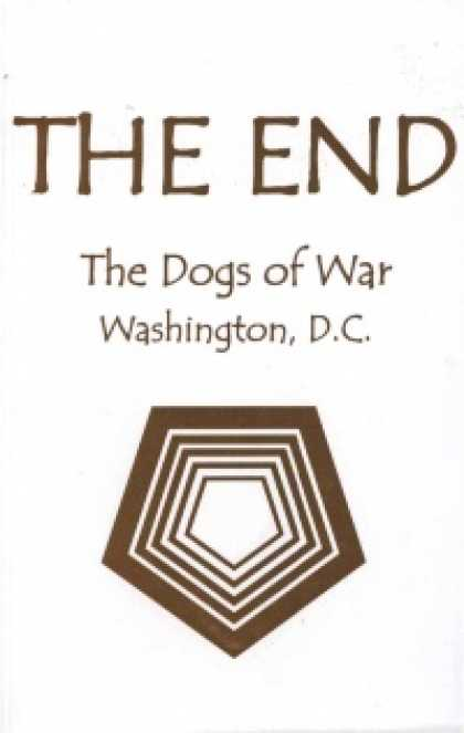 Role Playing Games - The End: The Dogs of War