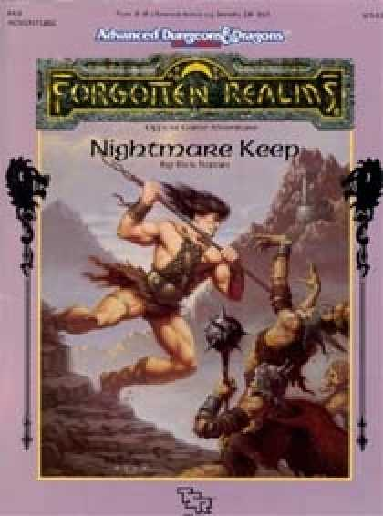 Role Playing Games - Nightmare Keep
