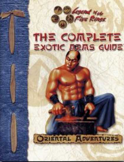 Role Playing Games - The Complete Exotic Arms Guide