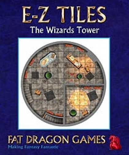Role Playing Games - E-Z TILES: The Wizards Tower