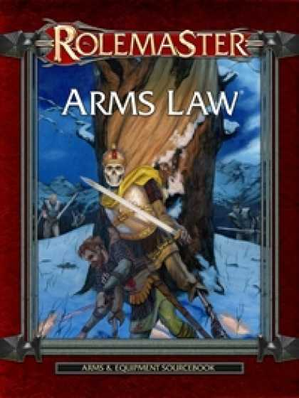 Role Playing Games - Arms Law (2003 version) PDF
