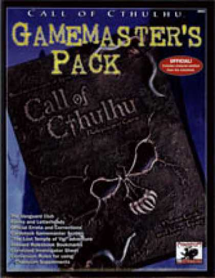 Role Playing Games - Gamemaster's Pack