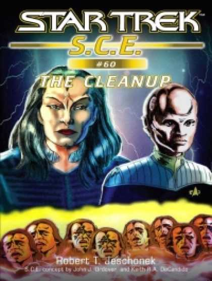 Role Playing Games - Star Trek: Starfleet Corps of Engineers #60: The Cleanup
