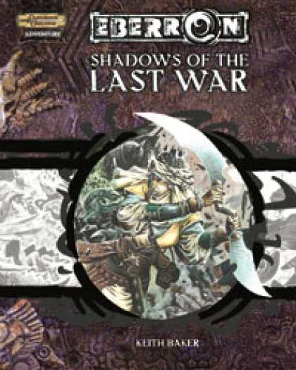 Role Playing Games - Eberron - Shadows of the Last War