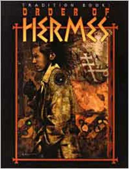 Role Playing Games - Tradition Book: Order of Hermes (rev)