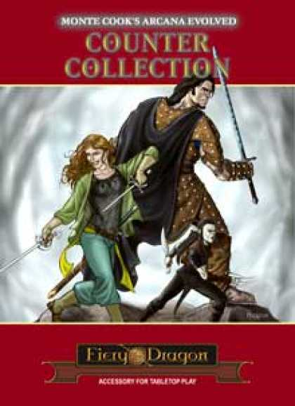 Role Playing Games - Counter Collection: Arcana Evolved