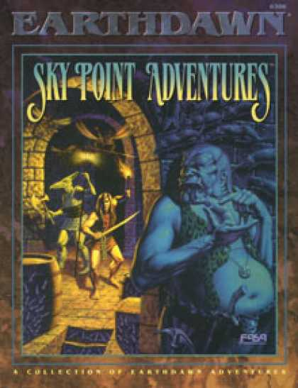 Role Playing Games - Sky Point Adventures