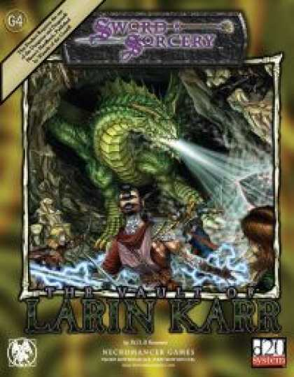 Role Playing Games - The Vault of Larin Karr