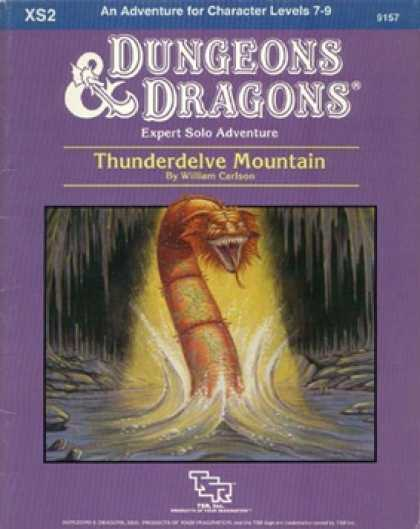 Role Playing Games - XS2: Thunderdelve Mountain