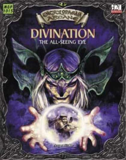 Role Playing Games - Encyclopaedia Arcane Divination