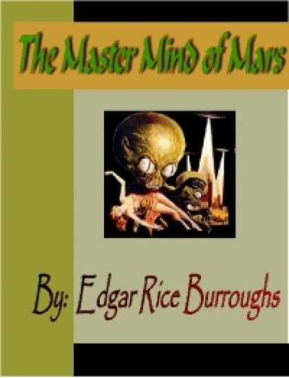 Role Playing Games - The Master Mind of Mars
