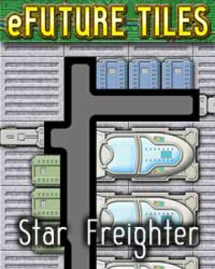 Role Playing Games - e-Future Tiles: Star Freighter