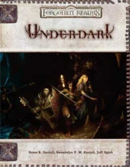 Role Playing Games - Underdark