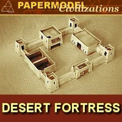 Role Playing Games - Desert Fortress