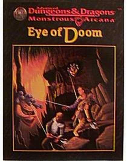 Role Playing Games - Eye of Doom