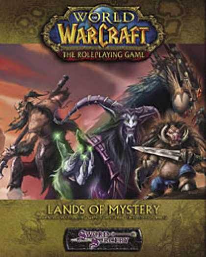 Role Playing Games - World of Warcraft: Lands of Mystery