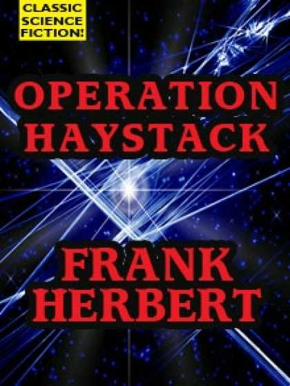 Role Playing Games - Operation Haystack