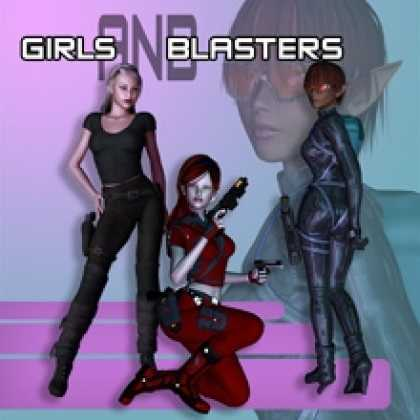 Role Playing Games - ERG004: Girls&Blasters
