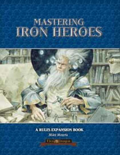 Role Playing Games - Mastering Iron Heroes