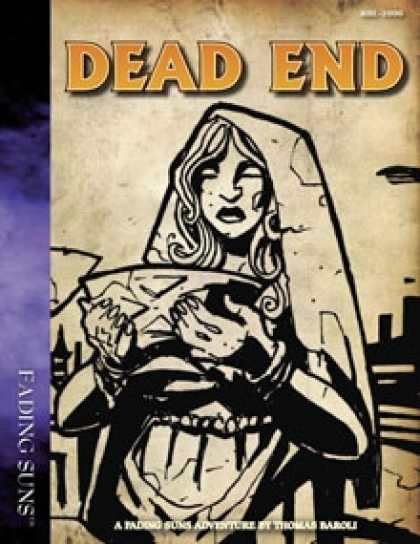 Role Playing Games - Dead End: A Fading Suns Shard