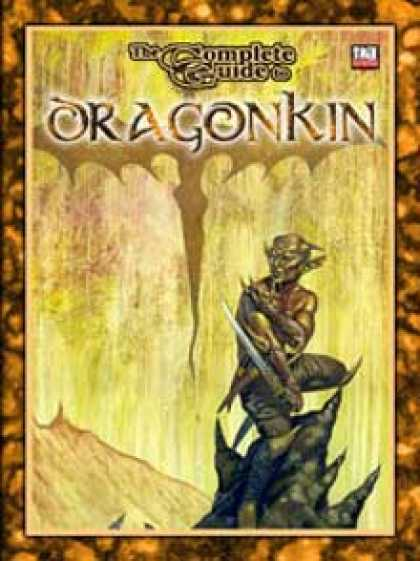 Role Playing Games - Complete Guide to Dragonkin