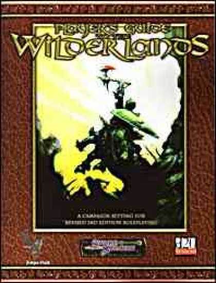 Role Playing Games - Player's Guide to the Wilderlands