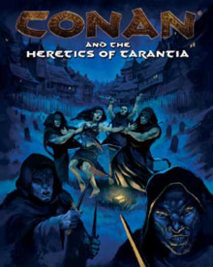 Role Playing Games - Heretics of Tarantia