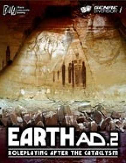 Role Playing Games - EarthAD.2 RPG (Core PDF)