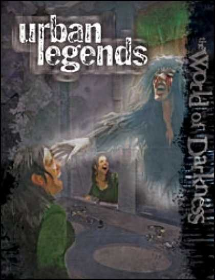 Role Playing Games - World of Darkness: Urban Legends