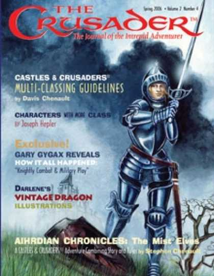 Role Playing Games - Crusader Journal No. 4