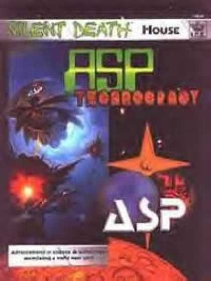 Role Playing Games - ASP Technogracy (Silent Death House book) PDF